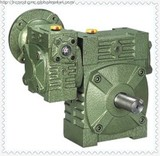 WPWED  worm gear speed reducer gearbox