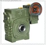 WPWEDK  worm gear speed reducer gearbox