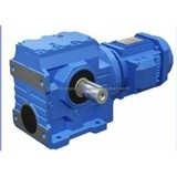 K series helical bevel gear reducer speed reducer gearbox