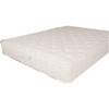 Continous spring pillow top mattress