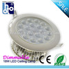 Surface Mounted 18w Led Ceiling Light/Led Ceil Light/Ceiling Led Light High Power Factor With CE,ROHS