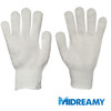 7G Steel Wire Cut Resistant Gloves for Food Industry