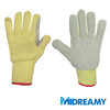 Kevlar Grip Sharp Gloves with Cow Leather Palm