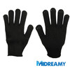 Steel Wire Cut Resistant Gloves with PVC Dotting