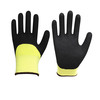 Double Nitrile Coating 13G Nylon/Polyester Terry Liner Gloves