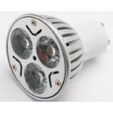 MR16 3x1W LED Spotlights