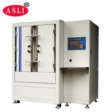 Reduced pressure testing chamber