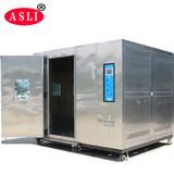 High temperature aging test room