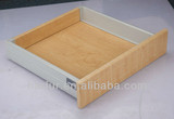 No.1 Height 86mm Tandembox drawer system with slient system/double walled metal box drawer slider for kitchen cabient & Bathroom