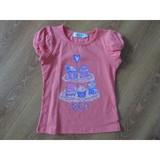 2013 100%cotton children print T-shirt
