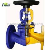 PN40 bellows globe valve