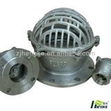 PN16 flange foot valve