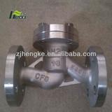DIN lift flange check valve