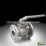 API low mounting pad ball valve