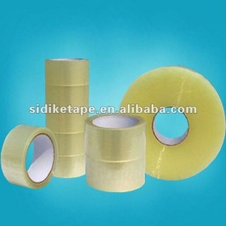 [Manufacturer] Bopp adhesive tape, yellow ,color tape