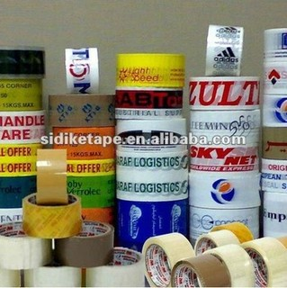 Customer Logo Printed Carton Packing Tape