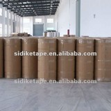 [Printed tape]acrylic adhesive carton sealing tape jumbo roll tape color adhesive packing tape