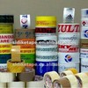 [Printed tape]customer logo printed tape water glue packing tape, opp adhesive jumbo roll tape