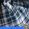 stocklot good quality 100%cotton yarn dyed flannel fabric