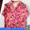 good quality printed cotton flannel fabric for pajamas