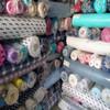 stocklot printed cotton flannel fabric c 20x10 150gsm