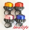 custom fashion color bicycle bells/durable bicycle bell