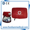 first aid kit bag for car/auto