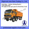 Beiben truck, beifang benz, north benz parts