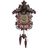 QUARTZ WOODEN CUCKOO CLOCK