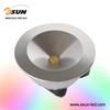 1W under cabinet led,CRI>80 high lumen CNC casting