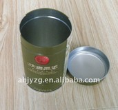 round shape package mint ,cookie tin can