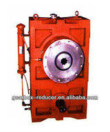 ZSYJ series gearbox for rubber and plastic machine