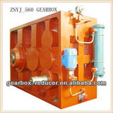 ZLYJ series gearbox for extruder and gear
