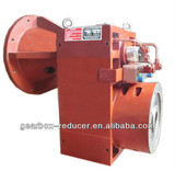 speed reducer for extruder and banbury machine