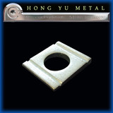 galvanized washer DIN434 steel square taper washer gasket