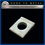 galvanized washer DIN435 metal square taper washer gasket