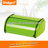 2014 New Metal Green Bread Box Bread Bin