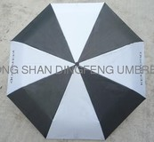 Automatic Promotional 3 Folding Umbrella, Foldable Umbrella Anti-UV