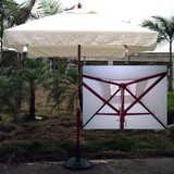 Suqare Outdoor Patio Umbrella/Garden Umbrellla