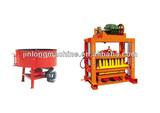 POPULAR!!! manual brick making machine price / brick manufacturing machineQTJ4-40
