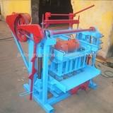 QTJ4-45 concrete block making machine for small business