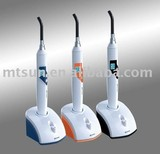 Rechargeable LED curing light