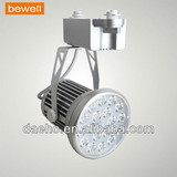 18W LED Track Light in 110 to 240V AC, Used as Ceiling Spot Downlight, with Rail Track Lamp (DK-5018)