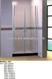 Factory quality Product!! Aluminum material shower door/rollers for shower screens