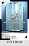 Numerous in variety tempered glass modern bath cabinet