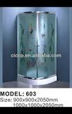 Numerous in variety tempered glass modern vanity