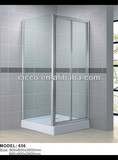 Numerous in variety tempered glass bathroom stordge cabinet