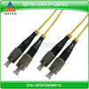 FC-FC duplex 9/125 Singlemode PVC 3.0mm Fiber optic patch cord