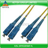 SC Duplex Plenum Fiber Patch Cords