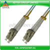 LC/LC OM3 Duplex Fiber Optic Patch Cords